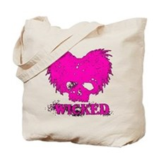 WICKED-PINK Tote Bag