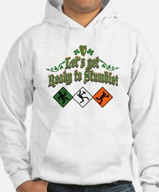 Lets get ready to Stumble! Hoodie