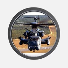 Unique Mh 60 pave hawk Wall Clock