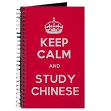 Keep Calm and Study Chinese (Journal)