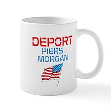 Deport Piers Morgan Mug