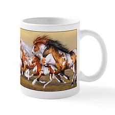 Wild Horses Herd Small Mugs