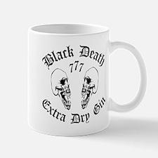 Black Death 777 - Extra Dry Gin Mug