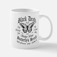 Black Death 777 - Butterflys Breath Mug