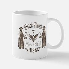 Black Death 777 - Plague Whiskey Mug