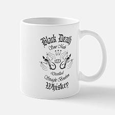 Black Death 777 - Bourbon Whiskey Mug