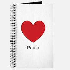 Paula Big Heart Journal