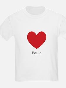 Paula Big Heart T-Shirt