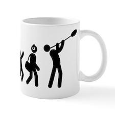 Glass Making Mug