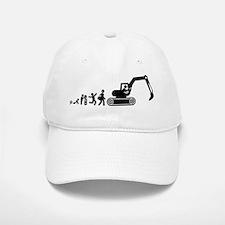 Digger Baseball Baseball Cap