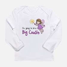 Big Cousin to be - Fairy Long Sleeve T-Shirt