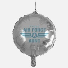 Proud Air Force Aunt W Balloon