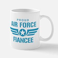 Proud Air Force Fiancee W Mug