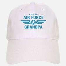 Proud Air Force Grandpa W Baseball Baseball Cap