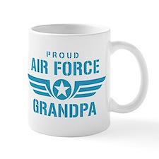 Proud Air Force Grandpa W Mug