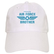 Proud Air Force Brother W Baseball Cap