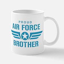 Proud Air Force Brother W Mug