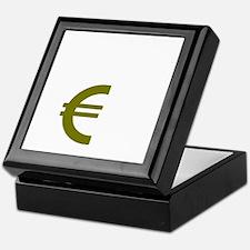 Euro Keepsake Box
