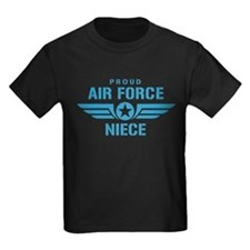 Proud Air Force Niece W T