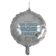 Proud Air Force Family W Balloon