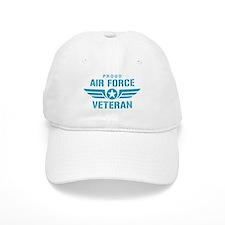 Proud Air Force Veteran W Baseball Cap