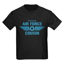 Proud Air Force Cousin W T