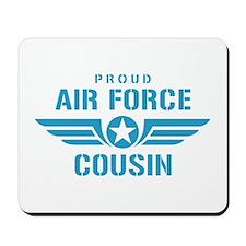 Proud Air Force Cousin W Mousepad