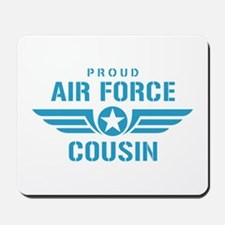Proud Air Force Cousin W Mousepad