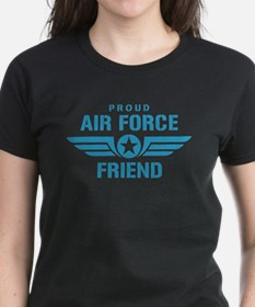 Proud Air Force Friend W Tee