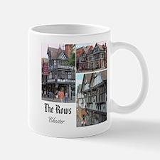 "Chester ""The Rows"" Small Small Mug"