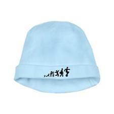 Unicycle Rider baby hat