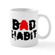 BAD HABIT Small Mug