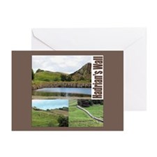 """""""Hadrian's Wall"""" Blank Cards (Pk of 10)"""