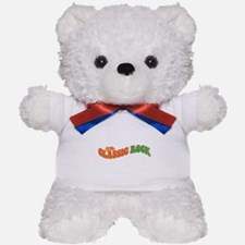 60's Classic Rock Teddy Bear