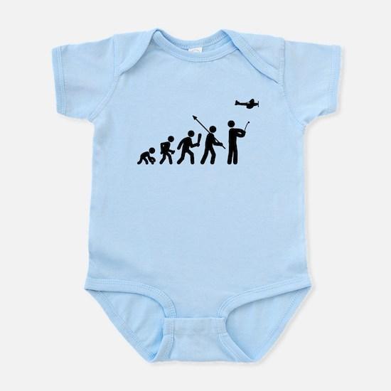 RC Airplane Infant Bodysuit