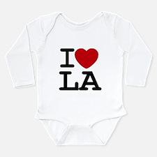 I Love LA Baby Bodysuit Body Suit
