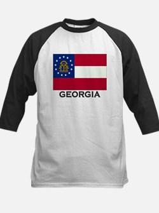 Georgia Flag Stuff Tee
