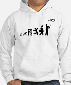 RC Helicopter Hoodie