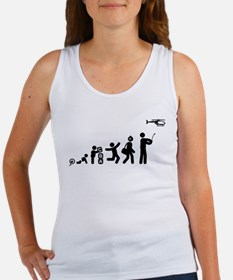 RC Helicopter Women's Tank Top
