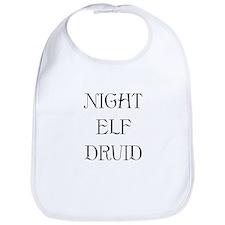 Night Elf Druid Bib