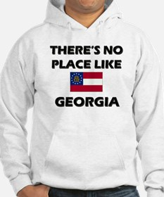 There Is No Place Like Georgia Hoodie