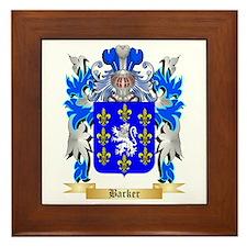 Barker Framed Tile