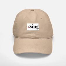 "I ""Sing"" Cap"