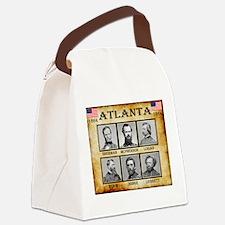 Atlanta - Union Canvas Lunch Bag