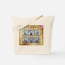 Atlanta - Union Tote Bag