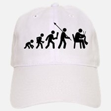 Knitting Baseball Baseball Cap