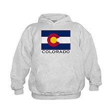 Colorado Flag Stuff Hoodie