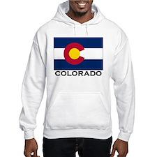 Colorado Flag Stuff Jumper Hoody