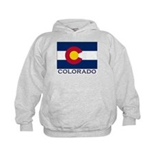 Colorado Flag Gear Hoodie
