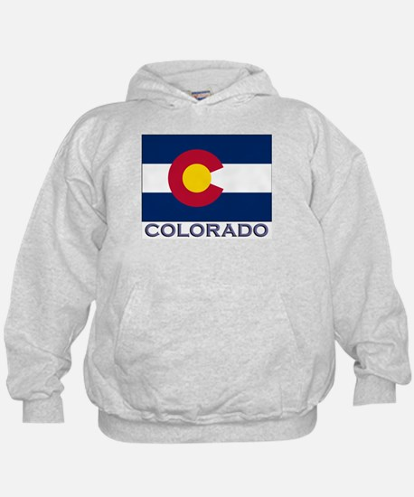 Colorado Flag Gear Hoody